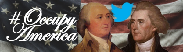 Founding Fathers social media blog post header